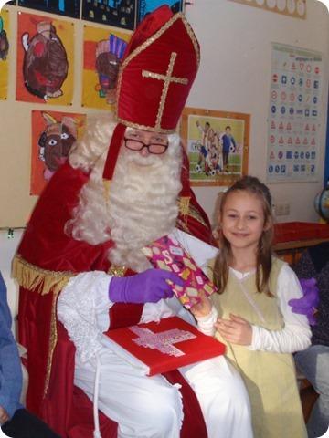 Iskierka-Sinterklaas