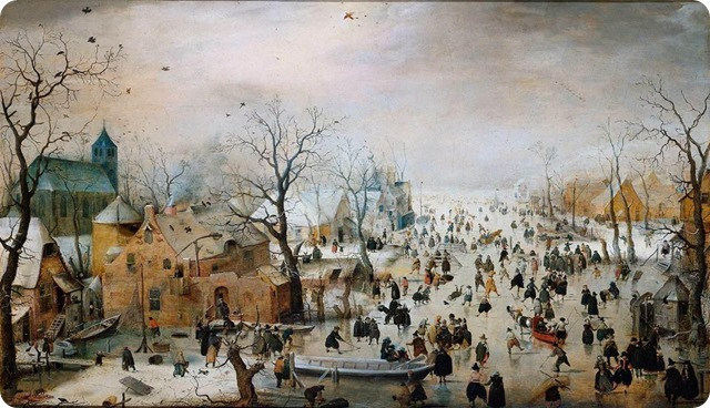 Hendrick_Avercamp_-_Winter_Landscape_with_Skaters_-_WGA01077